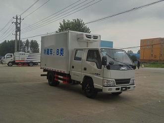 江铃双排冷藏车(国五)