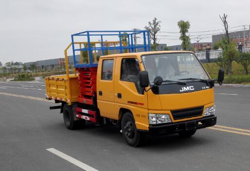 江铃高空作业车(国五)
