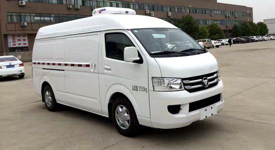福田G7冷藏车