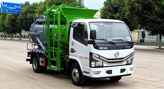 餐厨垃圾车(国六)