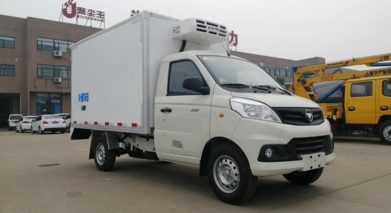 福田祥菱V冷藏车