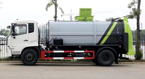 天锦餐厨垃圾车(国六)